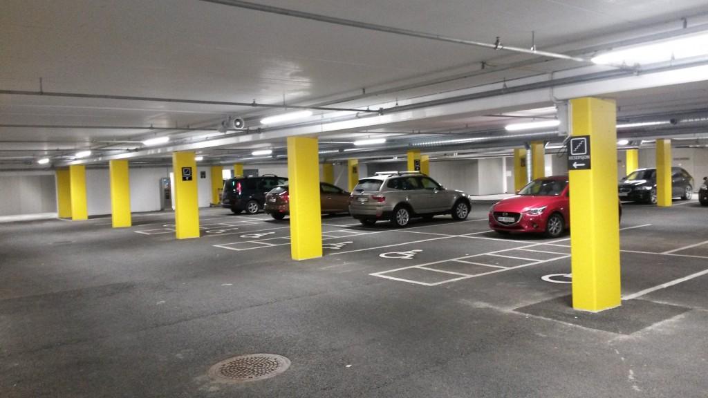 انواع دمپر و موتور دمپر جهت تهویه مطبوع پارکینگ